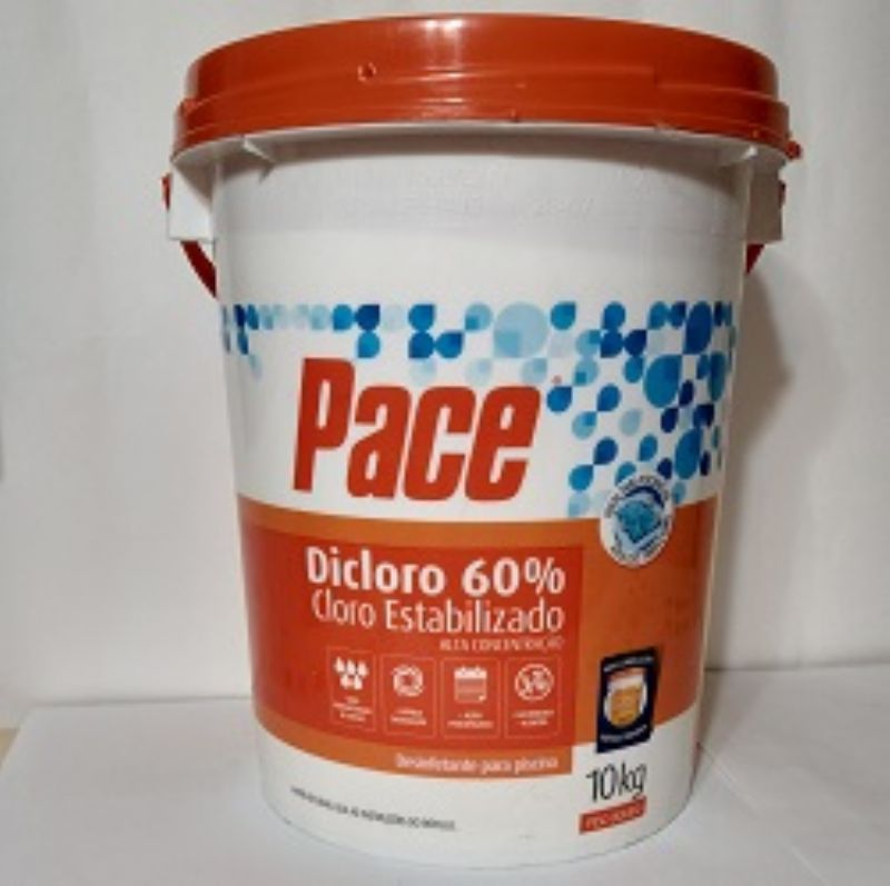 Cloro Pace 60% concentrado hth - 10Kg