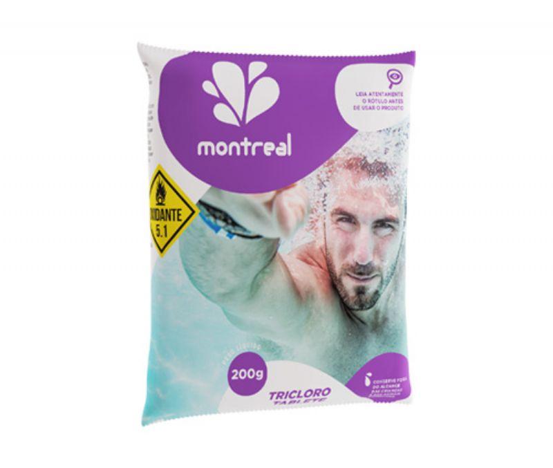Tablete Tricloro Montreal - 200g