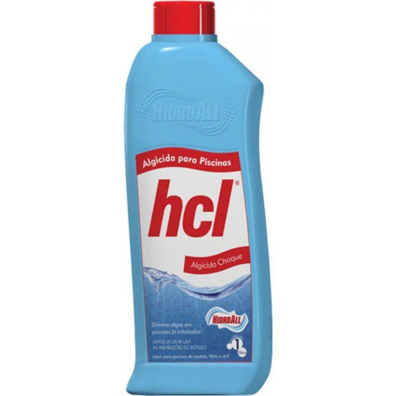 Algicida Choque hcl - Hidroall