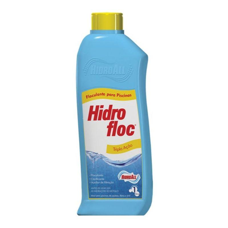 Clarificante Hidrofloc - Hidroall