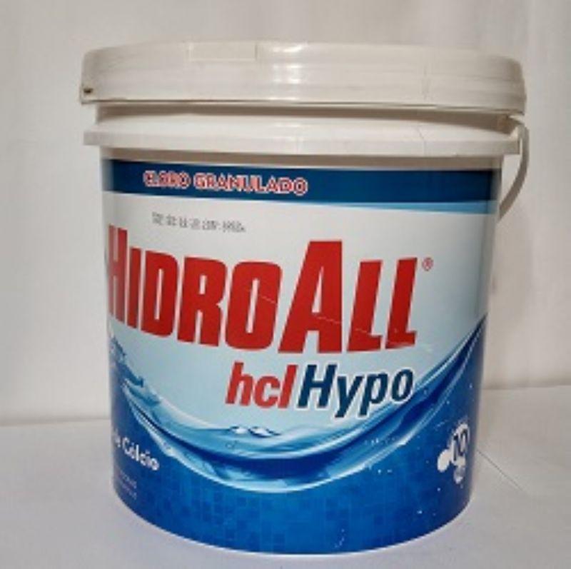 Cloro Hipoclorito Hypo hcl - 10Kg