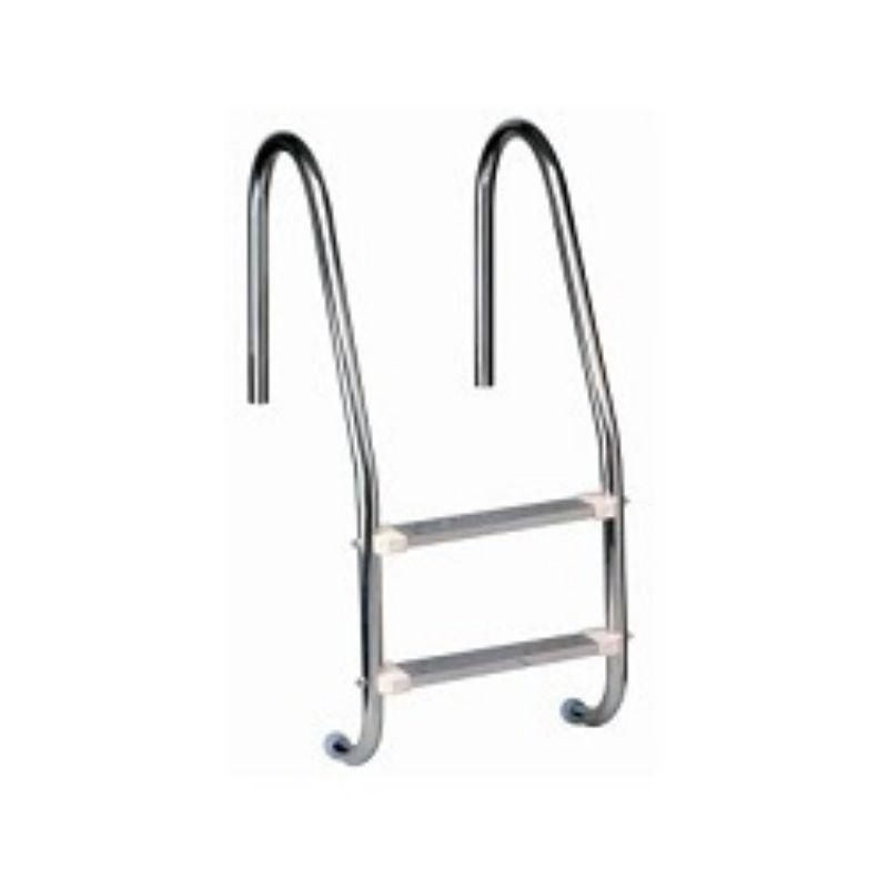 Escada em Inox 2 degraus - Stylus