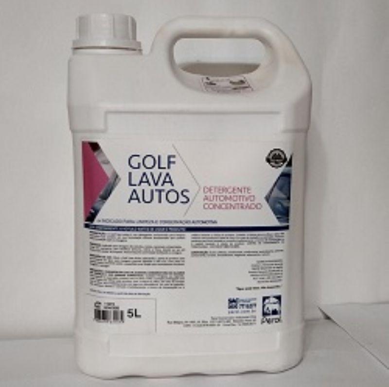 Golf Lava Autos 1L ou 5L - Perol