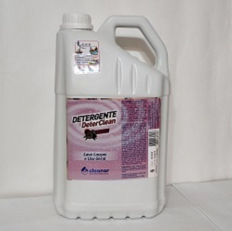 DETERCLEAN Detergente de Côco 5L - Cleaner