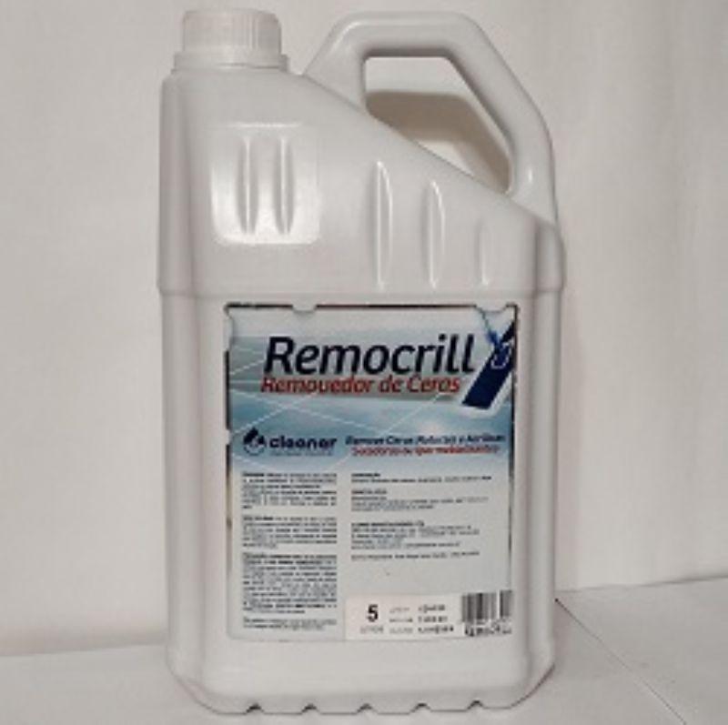 REMOCRILL Removedor de Cera 1L ou 5L - Cleaner