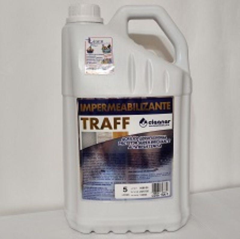 TRAFF Impermeabilizante Alto Tráfego 1L ou 5L - Cleaner