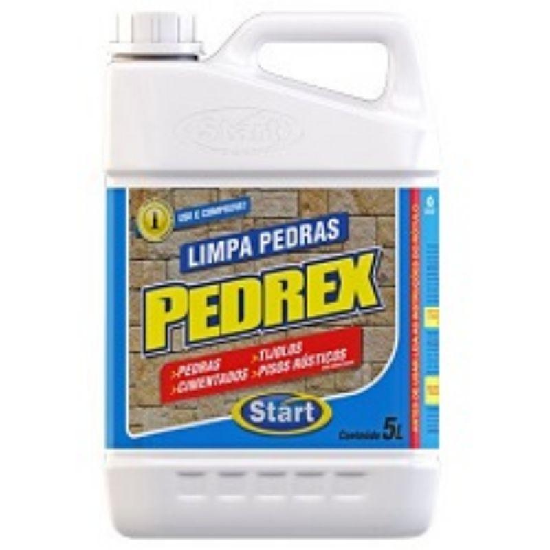 PEDREX Limpa Pedras 2L ou 5L - Start